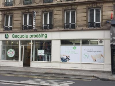 Sequoia Pressing - Blanchisserie pour collectivités - Paris