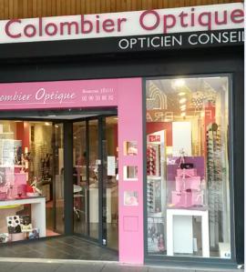 Colombier Optique - Opticien - Rennes