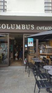 Columbus Cafe - Lieu - Reims
