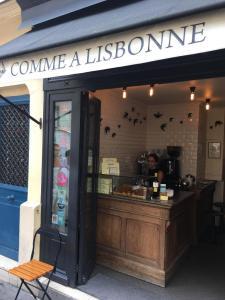 Comme à Lisbonne - Pâtisserie - Paris