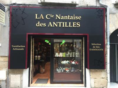 Compagnie Nantaise des Antilles - Torréfaction de café - Nantes