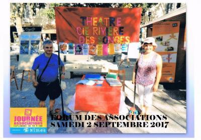 Compagnie Rivière Des Songes - Association culturelle - Nîmes