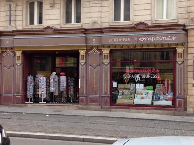 Comptines Meya Junior - Librairie - Bordeaux
