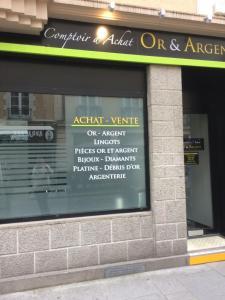 Comptoir D'Achat Or Et Argent - Achat et vente d'or - Rennes