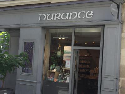Durance - Parfumerie - Paris