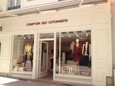 Comptoir des Cotonniers - Vêtements femme - Angers
