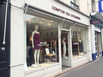Comptoir des Cotonniers - Vêtements femme - Paris