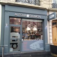 Autour du Saumon Villiers - PARIS