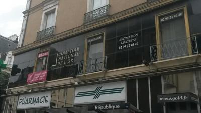 Comptoir National de l'Or - Achat et vente d'or - Rennes