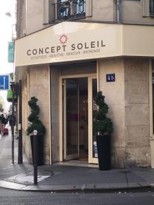 Concept Carré Soleil - Bronzage UVA - Paris