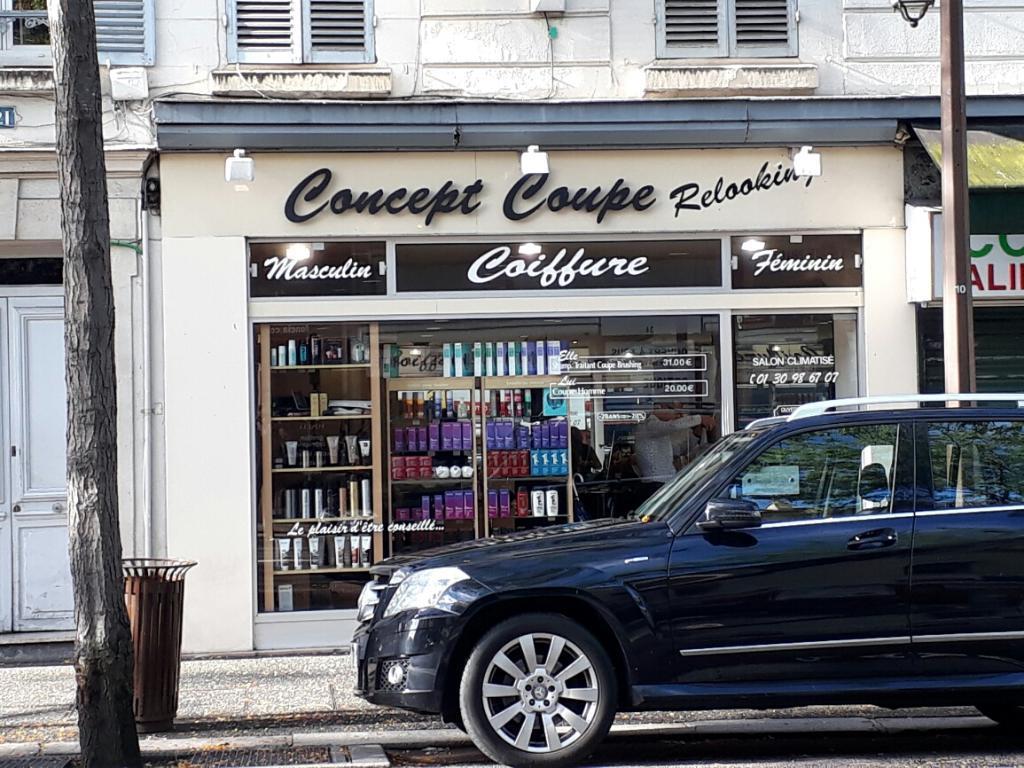 Concept Coupe Mf Mantes La Jolie Coiffeur Adresse