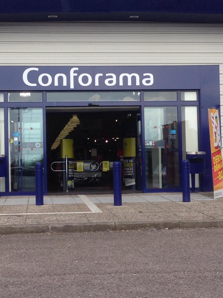 Conforama Gondreville Gondreville - Magasin de meubles (adresse, avis)