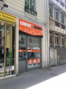 Confort & Sécurité - Portes blindées - Lyon