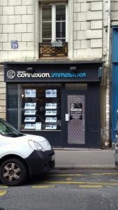 Connexion Immobilier TRUDAINE Paris 9 - Administrateur de biens - Paris