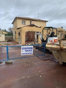 Construction Ruiz Eric - Entreprise de maçonnerie - Pessac