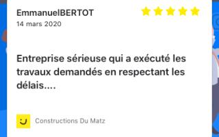 Constructions Du Matz