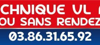 Controle Technique Auxerre Sud
