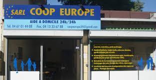 Coop Europe - Services à la personne - Béziers