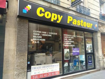 Copy Pasteur - Photocopie, reprographie et impression numérique - Paris