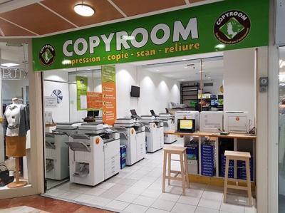 Copyroom 3 Soleils - Imprimerie et travaux graphiques - Rennes