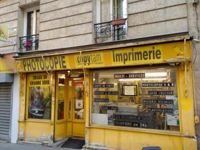 Copytam - Photocopie, reprographie et impression numérique - Paris