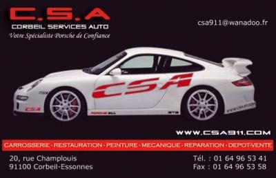 Corbeil Services Auto - Technicar Services - Garage automobile - Corbeil-Essonnes