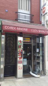Cordo 55 - Cordonnier - Vincennes