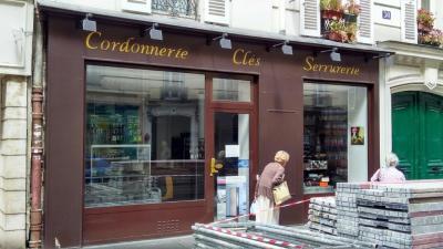Cordonnerie Delambre - Cordonnier - Paris