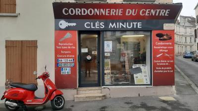 Cordonnerie Du Centre - Cordonnier - La Ferté-sous-Jouarre
