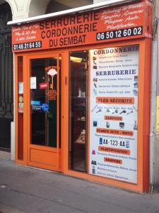 Cordonnerie du Sembat - Portes blindées - Boulogne-Billancourt