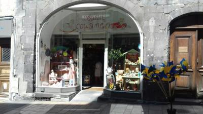 Cousin Cousine - Cadeaux - Clermont-Ferrand