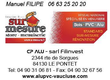 Filinvest - Entreprise de menuiserie - Le Pontet