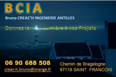 Creac'h Bruno - Bureau d'études - Saint François