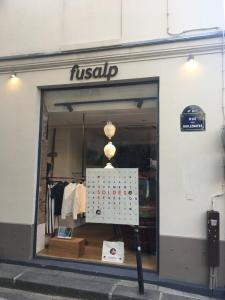 Créations Fusalp - Vêtements sportswear - Paris