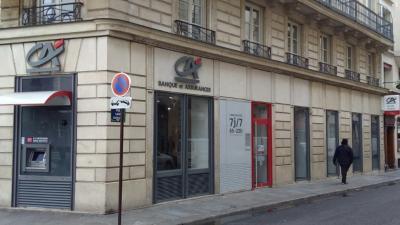 Crédit Agricole D'Ile De France - Banque - Paris