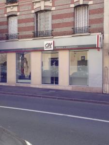 Credit Agricole - Banque - Maisons-Alfort