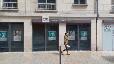 Crédit Agricole D'Ile De France - Banque - Vincennes