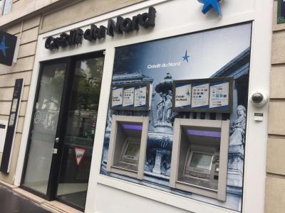 Crédit Du Nord - Banque - Paris