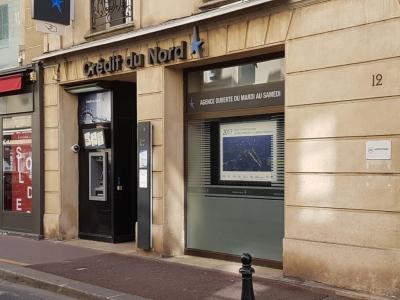 Crédit Du Nord - Banque - Saint-Germain-en-Laye