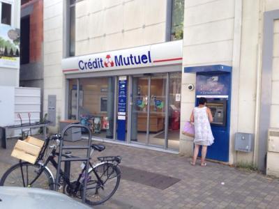 Crédit Mutuel Angers Doutre Maine - Banque - Angers