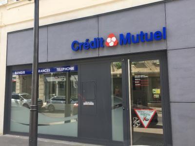 Crédit Mutuel - Banque - Saint-Dizier