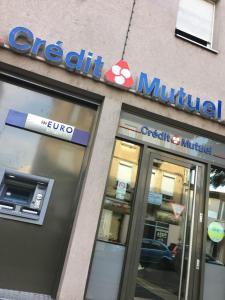 Crédit Mutuel - Banque - Vénissieux
