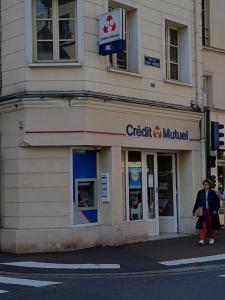 Crédit Mutuel - Banque - Saint-Germain-en-Laye