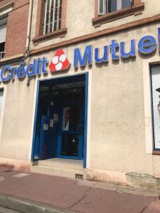 Crédit Mutuel - Banque - Montauban