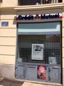 Crédit Mutuel - Banque - Hyères