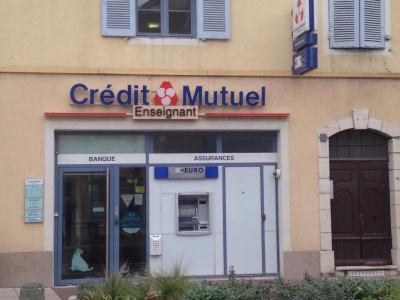 Crédit Mutuel Enseignant CME - Banque - Bourg-en-Bresse