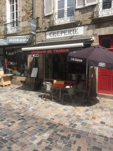 Creperie Bar du Theatre - Restaurant - Fougères