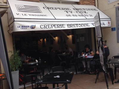 Crêperie Bretonne Tycoz - Restaurant - Arcachon