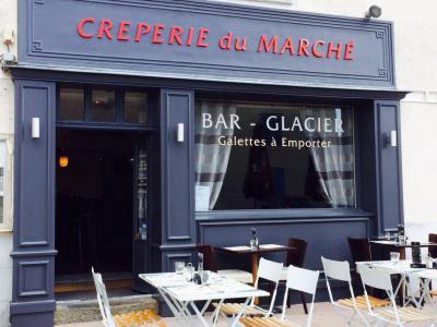 Crêperie Du Marché - Restaurant - Saint-Grégoire