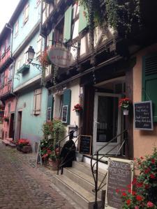 Creperie la Galinette Sarl - Restaurant - Eguisheim